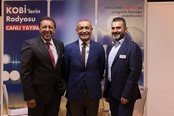ENOSAD – Endüstriyel Otomasyon Sanayicileri Der Başkanı Dr. Hüseyin Halıcı: Üreten Ayakta Kalır