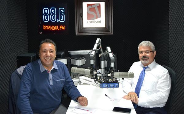 Ziraat Mühendisleri Odası İstanbul Şube Başkanı Ahmet Atalık: Tüketici Kooperatifi