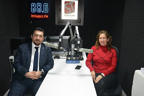 TAGES Teknoloji Arge Ve İnovasyon Danışmanlık A.Ş. CEO'su Leyla Arsan: AB'nin Gündeminde Dijital Dönüşüm Var