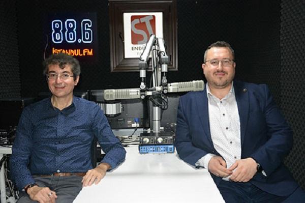 İstanbul Akıllı Şehir Koordinatörü Mustafa Uçak: Teknolojiyi şehirlerimize Entegre Ediyoruz.