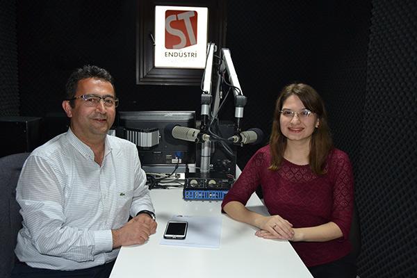 EFSİAD Başkan Yardımcısı Cihan Acaroğlu: Sanayici Yerli üreticiye Güvenmeli