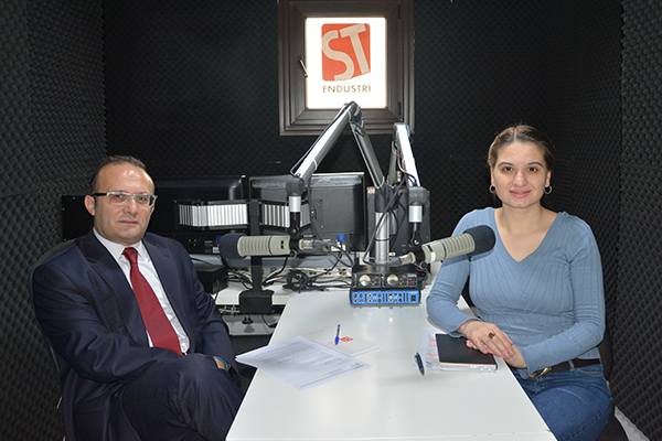 İskele Kalıp Sanayicileri Derneği Genel Sekreteri Akın Alıkçıoğlu: İskele Kalıp Sektörünün Hedefi Dış Pazarda Büyümek
