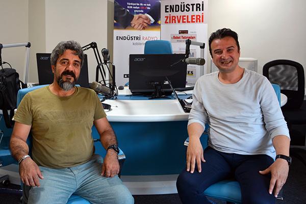 Ekovizyon Genel Yayın Yönetmeni Adnan Ateş