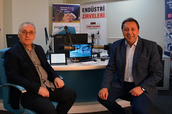 Ekonomi Gazetecisi Fikri Türkel: Teknoloji Ve Sektörler Ilişkisi