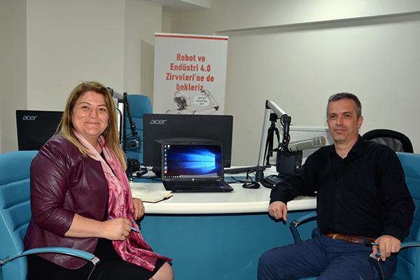 Doruk Otomasyon Uluslararası Genişlemeden Sorumlu Yönetim Kurulu Üyesi Aylin Tülay Özden: Yapay Zeka Için MES – MOM Sistemlerinin Varlığı Kaçınılmaz