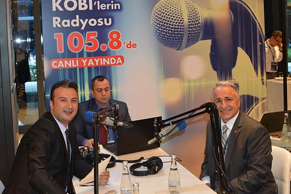 Enosad Endüstriyel Otomasyon Sanayicileri Derneği Yonetim Kurulu Başkanı Hasan Basri Kayakıran