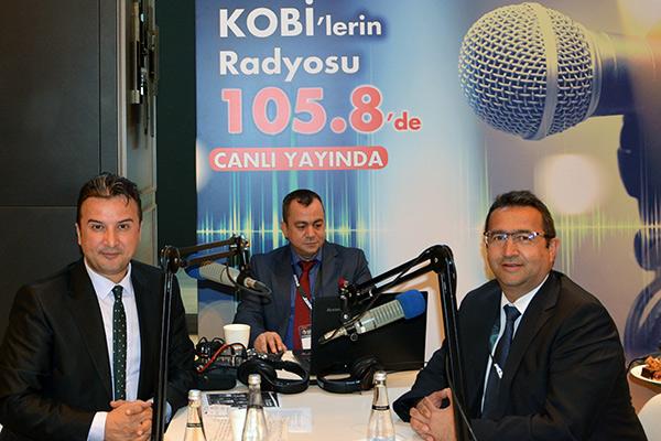 EFSİAD Başkan Yardımcısı Cihan Acaroğlu