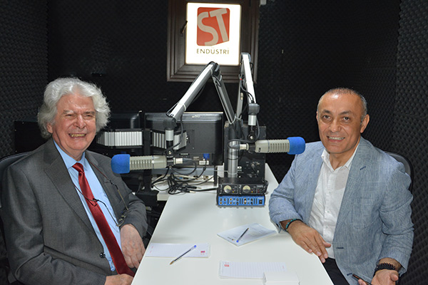 ENOSAD Kurucu Başkanı Dr. Emin Olcay: Toplumun Dikkatini Eğitimin üzerine çekmenin özel Bir önemi Var