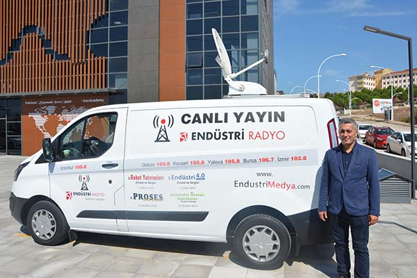 Trexdcas Proje Satış Uzmanı Fehmi Karamehmetoğlu