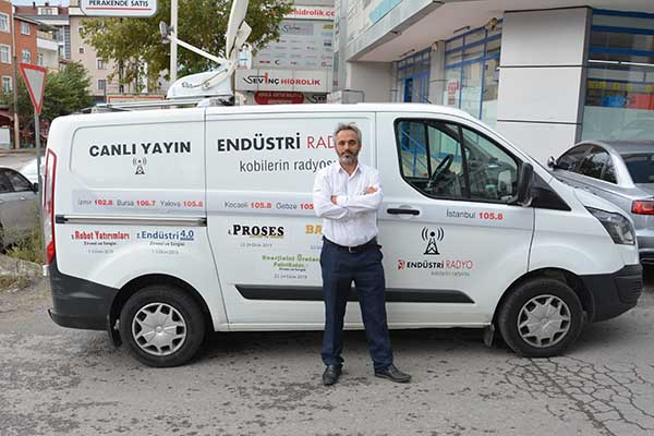 Hamle Teknoloji Yönetim Kurulu Başkanı Ve Atak Robot Genel Müdürü Ahmet Murat Nuhoğlu