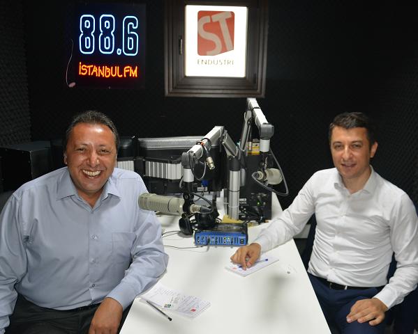 Konfeksiyon Yan Sanayicileri Derneği Başkanı Murat Özpehlivan: İlk Öğrenilen Makine Fermuardır!