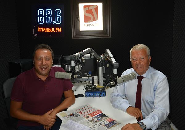 Türkiye Triko Sanayicileri Derneği Başkanı Mustafa Balkuv: Kendimize Güveniyoruz