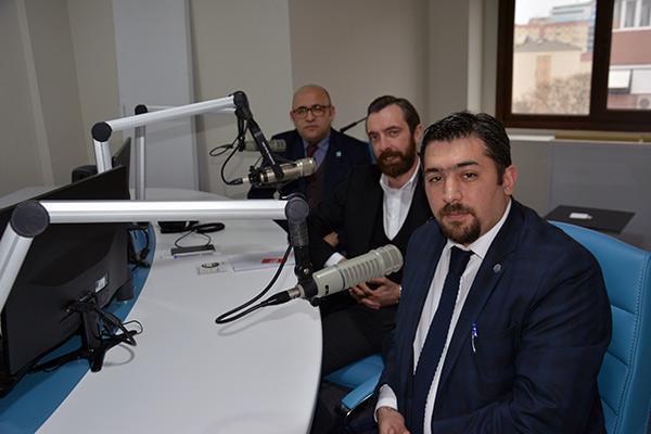 Platformder Yönetim Kurulu Başkan Yardımcısı Saruhan Günaydın Ve Genel Sekreter Yardımcısı Abdullah Tuncer: Farkındalık çalışmalarına Hız Verdik