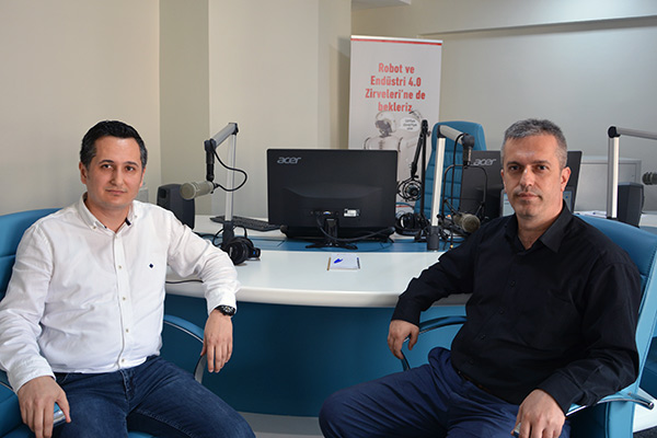 Adencon Endüstriyel Fırınlar Yönetim Kurulu Başkanı Serkan Ataş: Standart Bir Iş Yaparak Ileriye Gitme şansınız Yok
