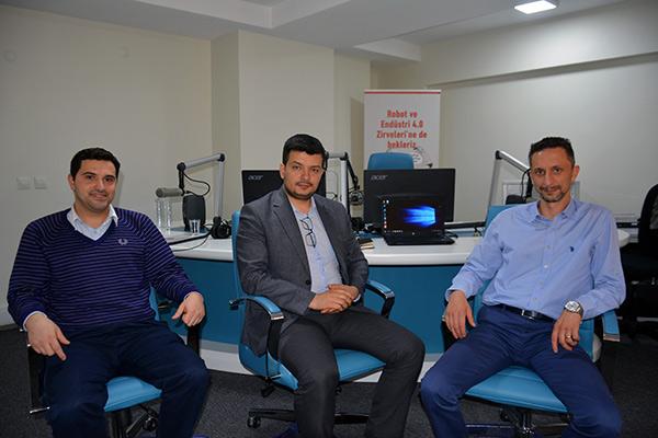 Yaskawa Uzman Uygulama Mühendisi Fatih Gündoğan Ve Güney Marmara Bölgesi Satış Sorumlusu Ramazan Yıldız: Müşterilerimizde Yenilikleri Müşterilerimizle Birlikte Yakalayacağız Ve Bugünün ötesine Geçeceğiz.
