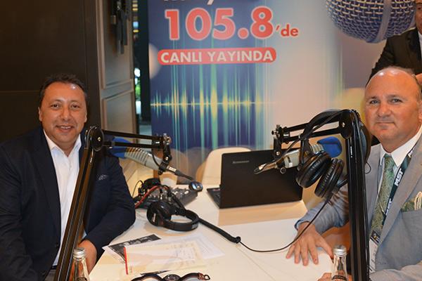 AİMSAD Başkanı Mustafa Erol
