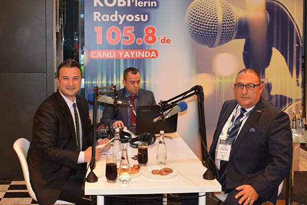 BESİAD Yönetim Kurulu Başkanı Mustafa Tecdelioğlu