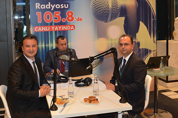 K.B.S.B Kazan Ve Basınçlı Kap Sanayicileri Birliği Ahmet Cevat Akkaya