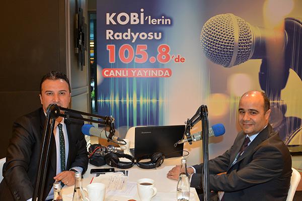 TARMAKBİR Yönetim Kurulu Başkanı Şenol Önal