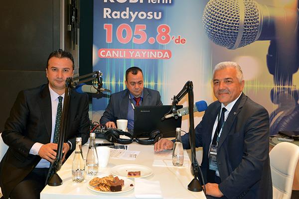 Temsad Tekstil Makine Ve Aksesuarları Sanayicileri Derneği Yönetim Kurulu Başkanı Adil Nalbant