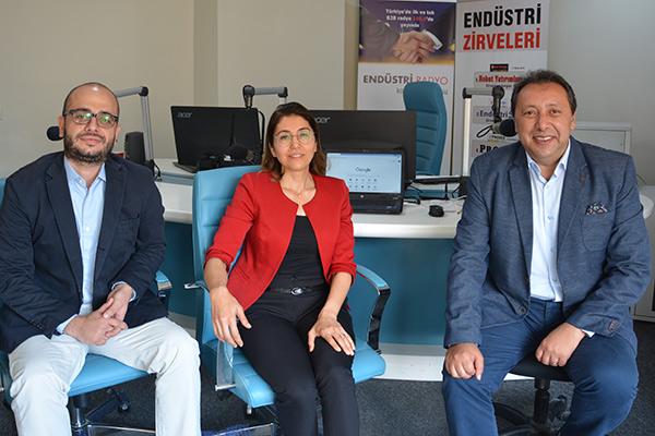 TreeT Tarım Ve Teknoloji Gnl. Müd. Mustafa Tamer & Akdeniz Üniversitesi Öğr. Ü. Doç. Dr. S. Serer Mutlu: Tarım Ve Teknoloji