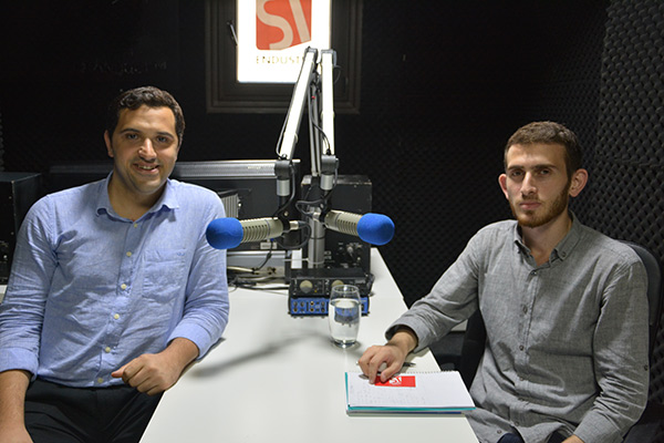 SRDR Robotik Proje Geliştirme Mühendisi Muhammed Ali Akyasan: Dördüncü Sanayi Devriminde Türkiye'yi Lider ülkelerden Biri Haline Getirmeyi Amaçlıyoruz
