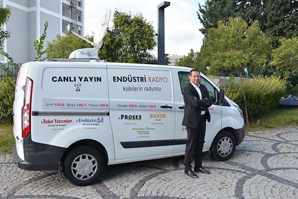 Smart EMK Genel Müdür Mustafa Yücel
