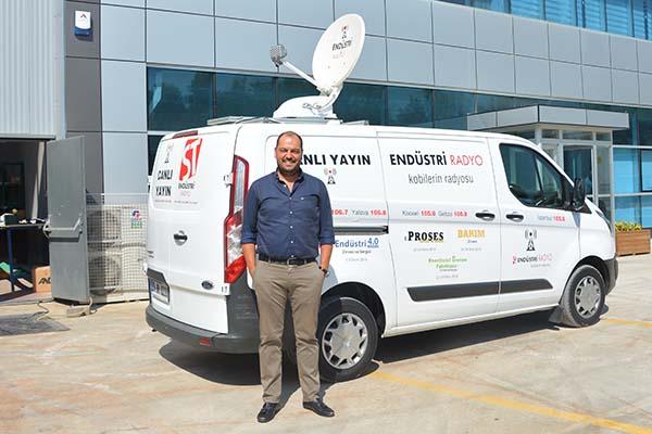 Surfence Makina Genel Müdürü Suat Serdar Kanlıoğlu