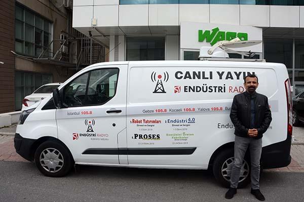 Wago Proses Ve Enerji Otomasyon Müdürü Fırat Turan