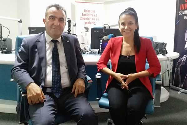 Perpa Ticaret Merkezi Kooperatifi Yönetim Kurulu Başkanı Hacı Demir: Perpa Ticaret Merkezi, Genç Girişimciler Için Fırsat Mı?