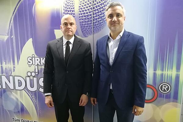 Stantec Türkiye Genel Müdürü Ve TurSEFF Proje Direktörü Murat Sarıoğlu: Enerji Verimliliğinin Finansmanı