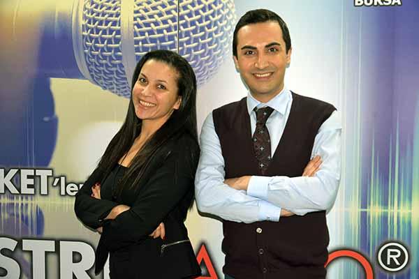 Ekotürk TV Moderatörü & Ekonomist Murat Tufan: Çocukken Bile Ekonomist Olmak Isterdim