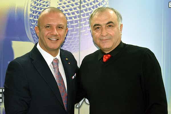 Uluslararası Tesis Teknik Müdürleri Derneği Başkanı Kemal Evcioğlu: Amacımız Teknik Müdür Camiasını Bir Araya Getirmek