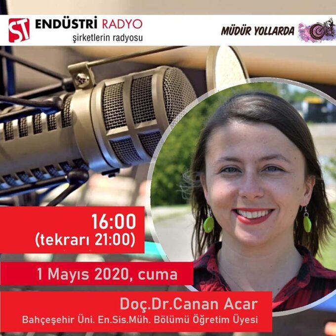 Bahçeşehir Üniversitesi Enerji Sistemleri Mühendisliği Bölümü Öğretim Üyesi Canan Acar: Enerji Sistemleri Mühendisliği Nedir?