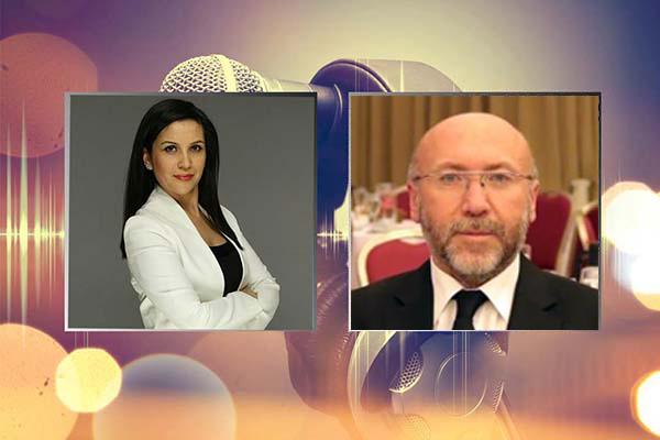 Rumeli Üniversitesi Öğretim Üyesi Dr. Müşfik Akarcan: Radyo, TV Ve Sinema'nın Yeni Dünya'daki Yeri