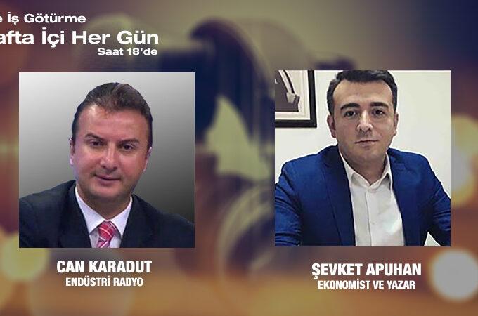 Ekonomist Ve Yazar Şevket Apuhan: Dünyada Ve Türkiye'deki Son Finansal Veriler