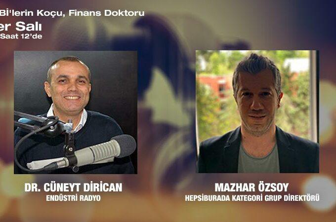Hepsiburada.com Kategori Grup Direktörü Mazhar Özsoy: KOBİ'ler Için Fırsat E-Ticaret Ve E-İhracat Başlıklarında Hepsiburada.com
