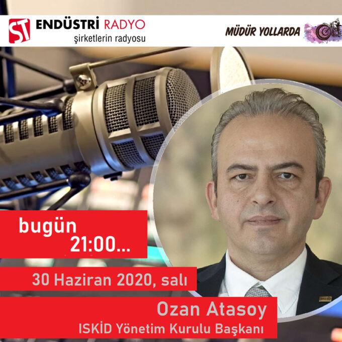 ISKİD Yönetim Kurulu Başkanı Ozan Atasoy: Mekanik Tesisat Ve Iklimlendirme