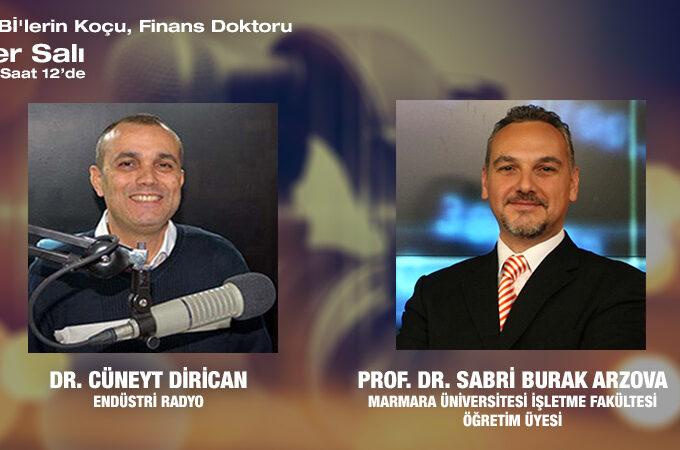 Marmara Üniversitesi İşletme Fakültesi Öğretim Üyesi Prof. Dr. Sabri Burak Arzova: ABD Seçimi, Akademisi, Ekonomisi Ve Yeni Normal