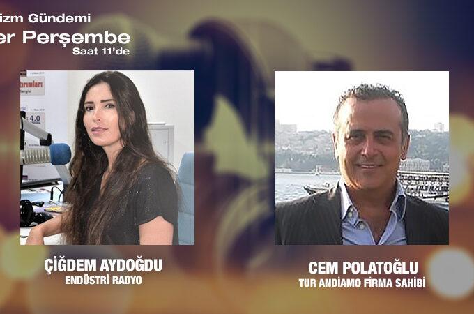 Tur Andiamo Firma Sahibi Cem Polatoğlu: Pandemi Süreci Ve Sonrasında Turizm Sektörü