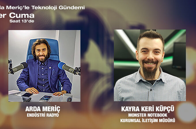 Monster Notebook Kurumsal İletişim Müdürü Kayra Keri Küpçü: Oyun Dünyasının Geleceği Ve Yazılım Dünyasında öne çıkanlar