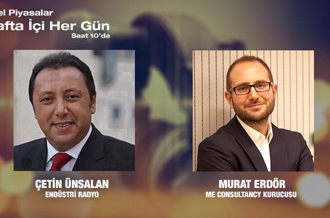 ME Consultancy Kurucusu Murat Erdör: Yeni Ekonomide Firmalar Kendisini Nasıl Konumlandırmalı?