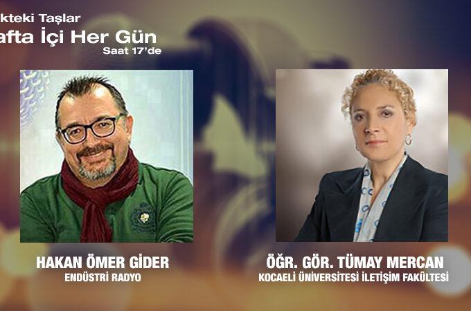 Kocaeli Üniversitesi İletişim Fakültesi Öğr. Gör. Tümay Mercan: Yeni Normalde Ahilik