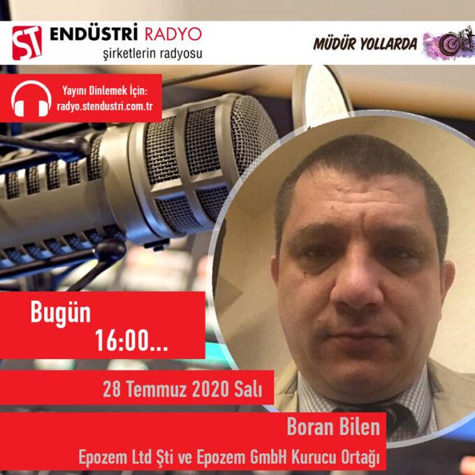 Epozem Ltd Şti Ve Epozem GmbH Kurucu Ortağı Boran Bilen: Yapılarda Enerji Verimliliği