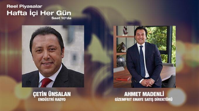 Ahmet Madenli