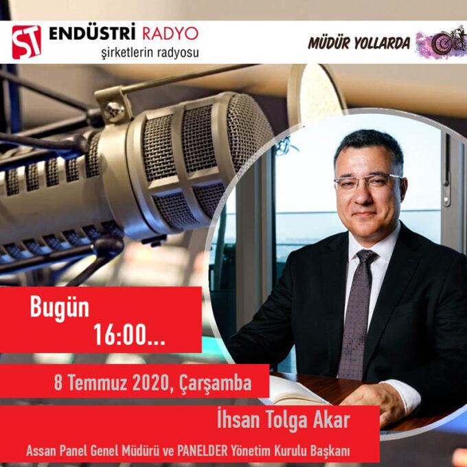 Assan Panel Genel Müdürü Ve PANELDER Yönetim Kurulu Başkanı İhsan Tolga Akar: Bina Tipleri