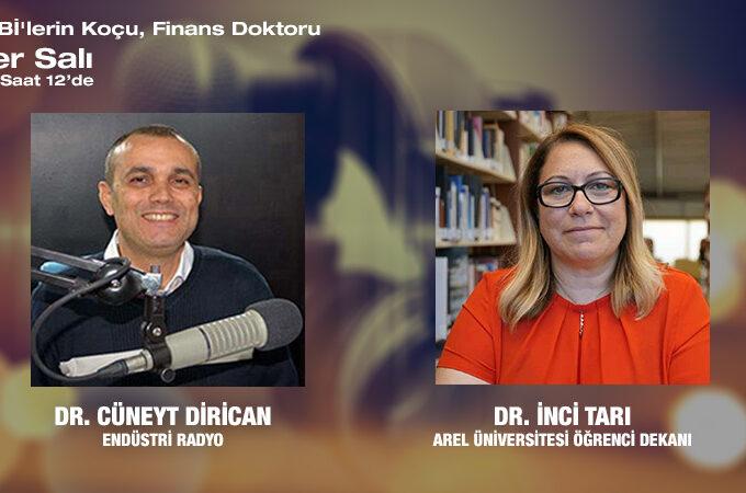 Arel Üniversitesi Öğrenci Dekanı Dr. İnci Tarı: Yeni Normalde Ve Yeni Medyada Bugünün Değil Geleceğin Meslekleri Tercih Edilmeli