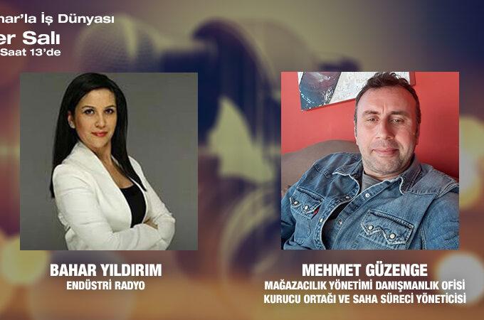 Mağazacılık Yönetimi Danışmanlık Ofisi Kurucu Ortağı Ve Saha Süreci Yöneticisi Mehmet Güzenge: Mağazacılık Yönetimi Nedir?