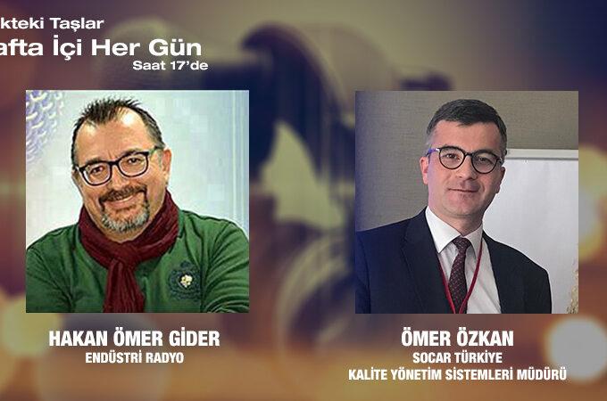 Socar Türkiye Kalite Yönetim Sistemleri Müdürü Ömer Özkan: Yeni Normalde Kalite Anlayışı