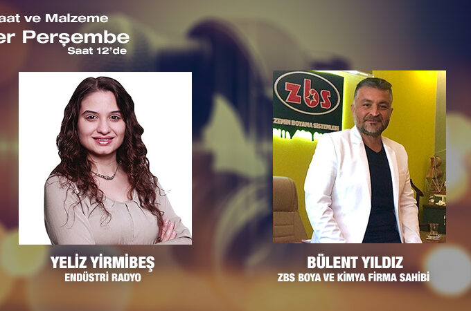 ZBS Boya Ve Kimya Firma Sahibi Bülent Yıldız: Boya Sektörü